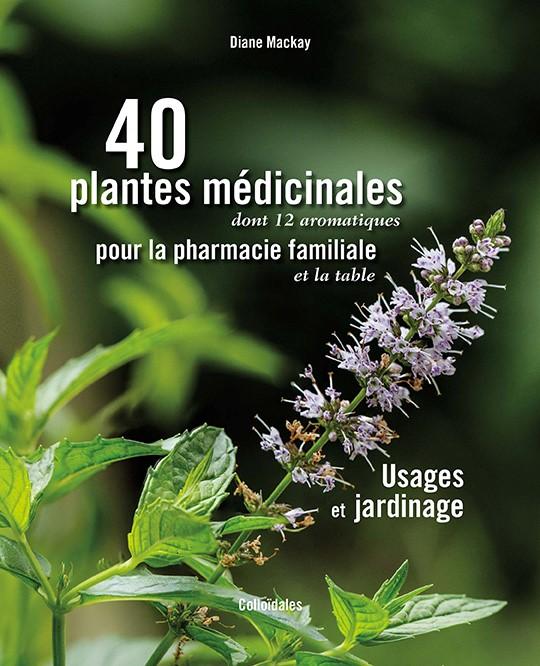 40 plantes médicinales